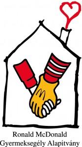 Ronald McDonald Gzermeksegély Alapítvány logó
