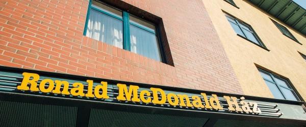 Ronald McDonald Ház