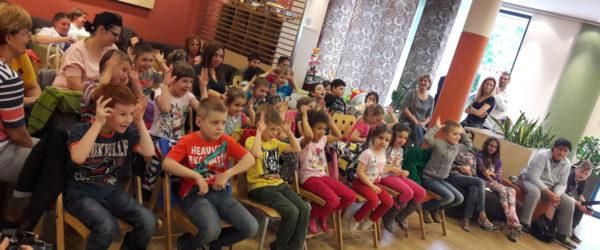 Gyereknap a budapesti Ronald Házban