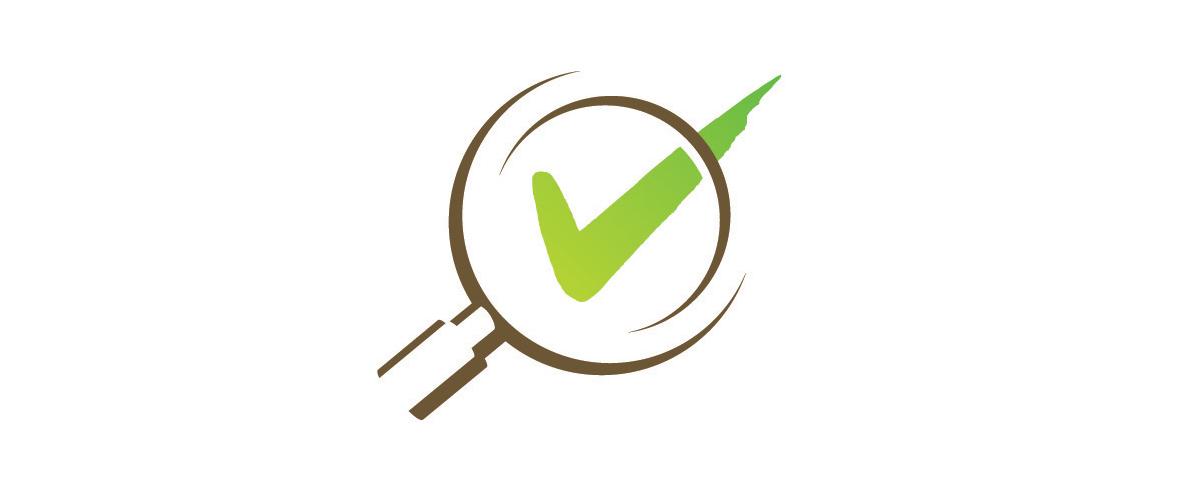 Etikus adománygyűjtő szervezet logoja