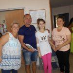 egy boldog család a miskolci házban